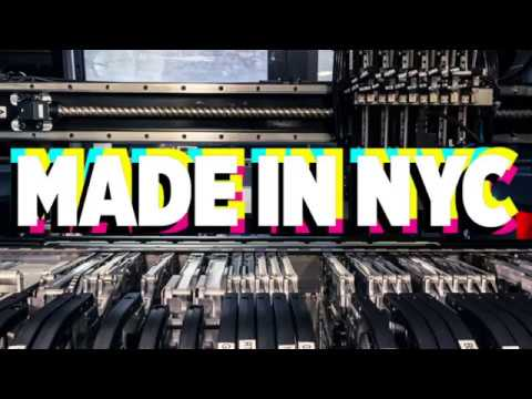 Made in NYC 9/12/2018 Featuring Metro M4! @Adafruit #Adafruit