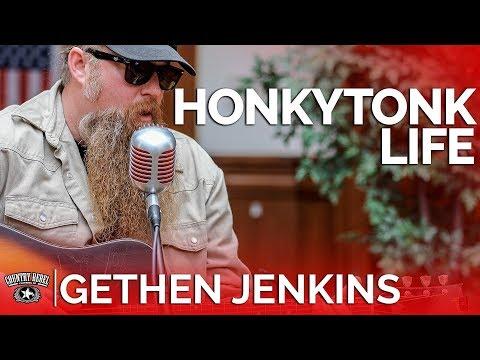 Gethen Jenkins - Honkytonk Life // Country Rebel HQ Session