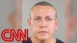 Mail bomb suspect Cesar Sayoc's disturbing social media posts