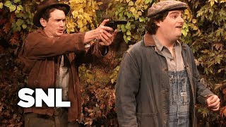 The Lost Ending to 'Of Mice and Men' - SNL