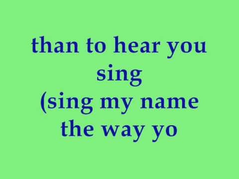 Ne-yo Sexy love with lyrics