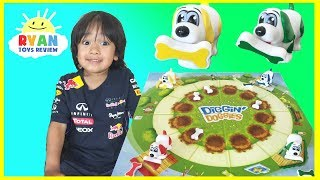 Diggin Doggies Family Fun Game For Kids with Egg Surprise Toy