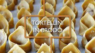 Tortellini in Brodo // Recipe