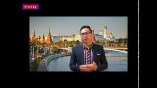 Cách viết và phát âm chữ cái tiếng Nga - Tiếng Nga cho người Việt - Học tiếng Nga