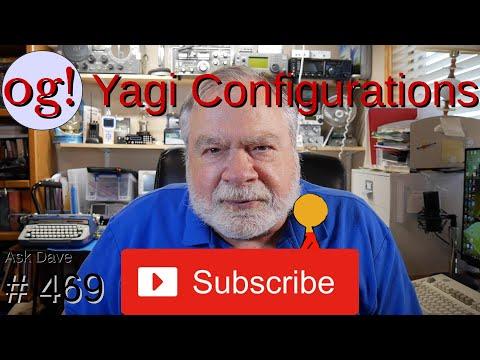 Yagi Configurations (#469)