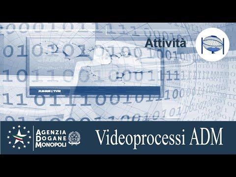Adm Videoprocessi - Flussi anomali di scommesse