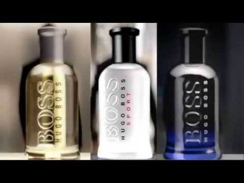 Hugo Boss Fragrances For Men Ad Featuring Ryan Reynolds