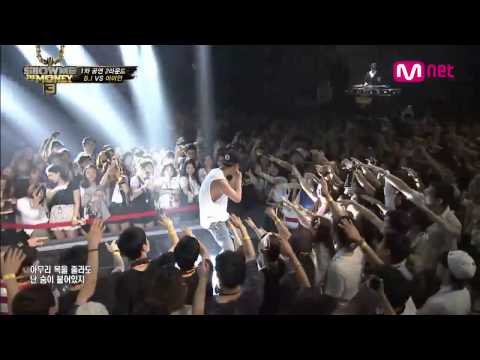 [SHOW ME THE MONEY 3] B.I - BE I @ 1次公演