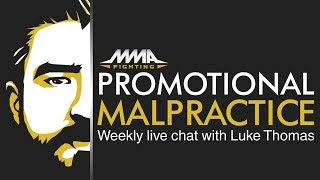 Live Chat: UFC-ESPN TV Deal, UFC Liverpool Preview And More