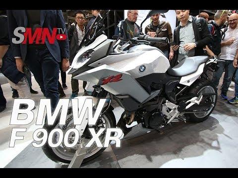 BMW F900XR 2020 - EICMA 2019 [FULLHD]
