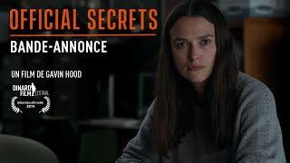 Official secrets :  bande-annonce VF
