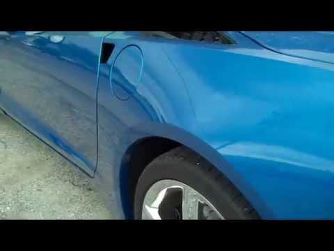 2014 Chevrolet Corvette Stingray Z51 3LT W/ NAV & HTD LEATHER