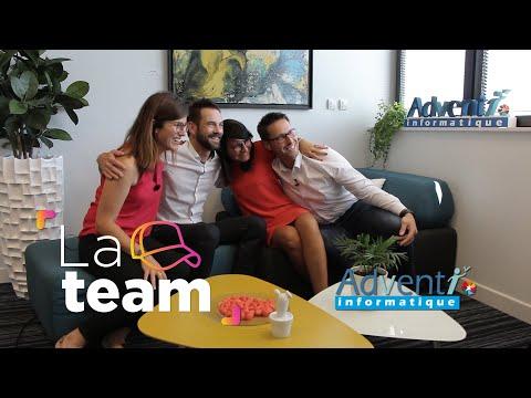 La Team Adventi informatique - Soregor