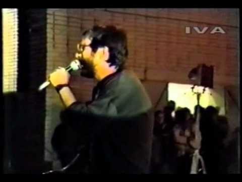 ДДТ - Мальчик слепой (1987, Подольский рок-фестиваль)