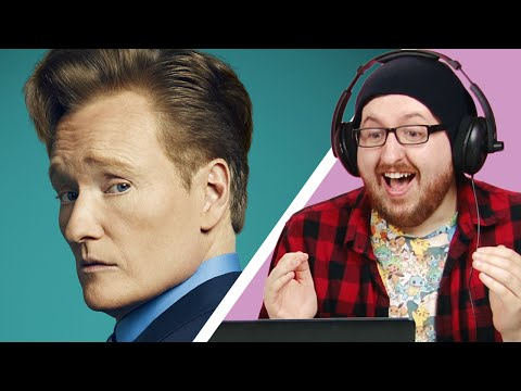 Irish People Watch Conan O'Brien