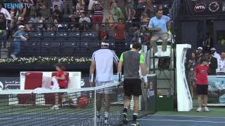 Video Highlights: ATP Day 2 Action
