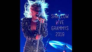 Lady Gaga - Shallow (Live - Grammys 2019) AUDIO