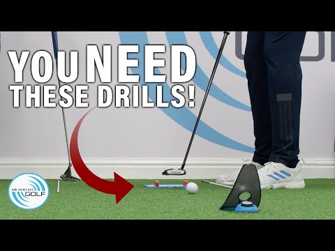The BEST HOME GOLF Drills | Me and My Golf