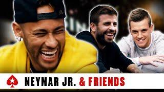 Neymar Jr. Charity Special - EPT Barcelona 2018 - Part 2