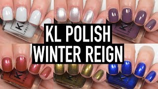 KL Polish - Winter Reign | Swatch and Review