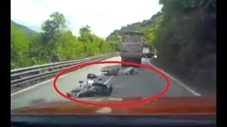 Tai nạn trên Đèo Bảo Lộc