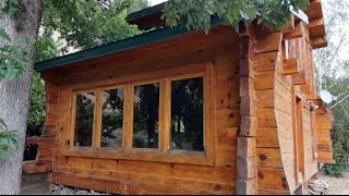 Master Carpenter Builds a Masterpiece Home and Garden