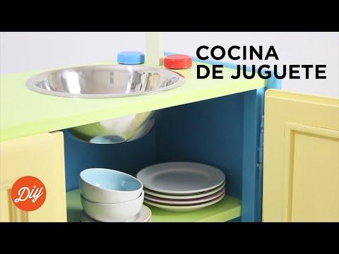 IDEA DIY: Crea una cocina de juguete con BLACK+DECKER™