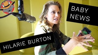 Hilarie Burton on Jeffrey Dean Morgan's Pregnancy Reveal