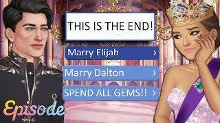 THE ROYAL ENDING! | Positively Princess | Episode #12