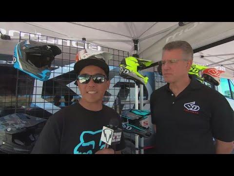 6D Helmets | Insideline Connect Media Day | TransWorld Motocross