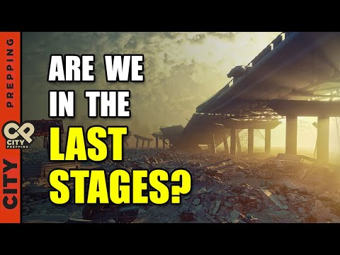 5 Signs a Nation is About to Collapse