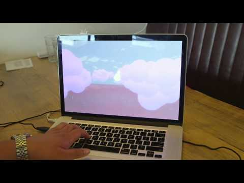 Great British Summer Game Jam - Cloud Chaser