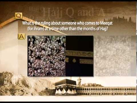 Hajj Q and A 19