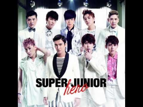 [Full Album] 슈퍼주니어 (Super Junior) - Hero (Japanese Version.)