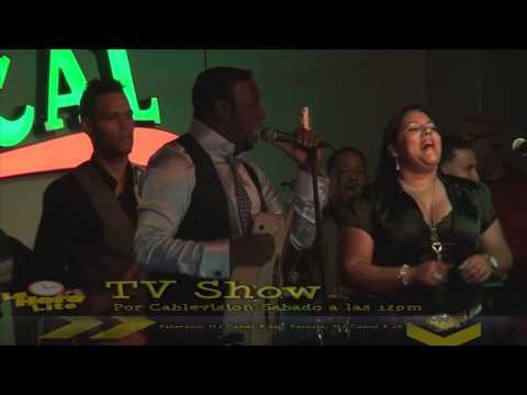 Anthony Santos en vivo @ Tropical Club (Oct 27, 2012)