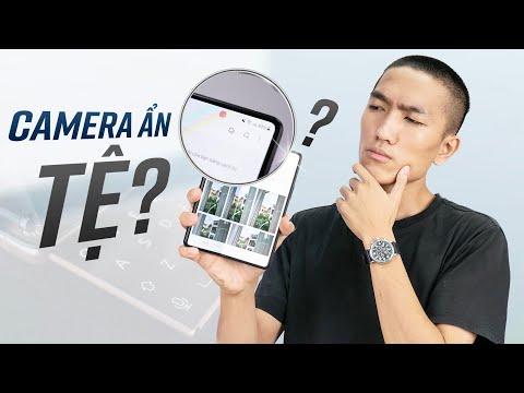 Đánh giá Samsung Galaxy Z Fold3: Camera ẩn không tệ như bạn nghĩ!