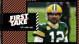 Has Aaron Rodgers made it clear he doesn't want to be on the Packers?   First Take