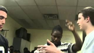 High School Rap Battle Fight