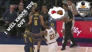 """NBA """"PUNCHING AND FIGHTING"""" Moments"""