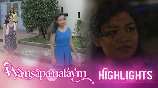 Wansapanataym: Pia becomes emotional after being thrown out of her own house
