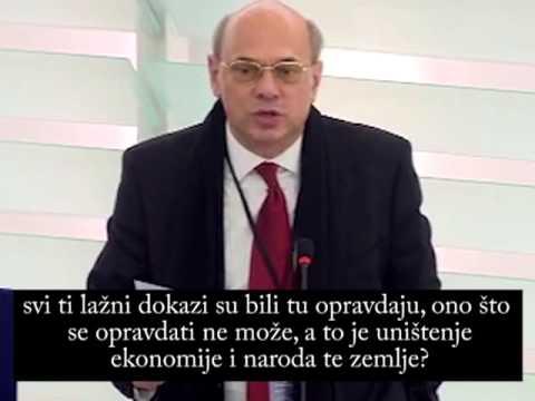 """""""Kosovo je mafijaska država"""""""