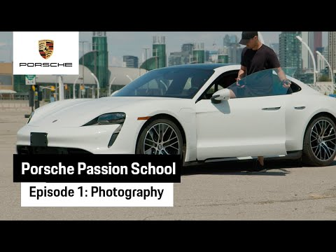 Porsche Passion School - Episode 1: Photography