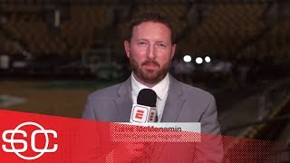 Dave McMenamin explains LeBron James' state of mind, and his reading material | SportsCenter | ESPN