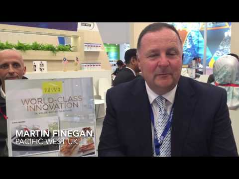 Pacific West innovating for the UK seafood market