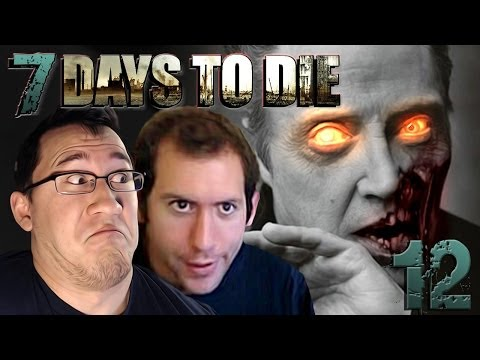 THE WALKEN DEAD   7 Days To Die #12 - Smashpipe Games