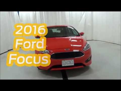 2016 Ford Focus at Schmit Bros Ford in Saukville/ Port Washington, WI!
