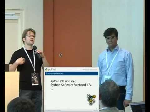Image from Python Community im deutschsprachigen Raum