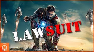 Marvel & Disney are Being Sued for Stealing Iron Man Design