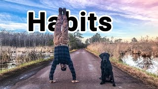 10 Healthy Habits For 2019
