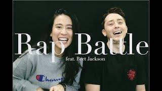 HILARIOUS RAP BATTLE feat. KINGwAw | Karla Aguas
